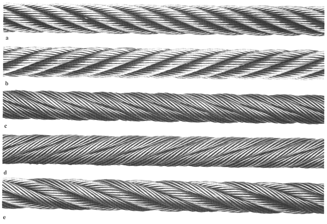 Identification & Construction – Arizona Wire Rope