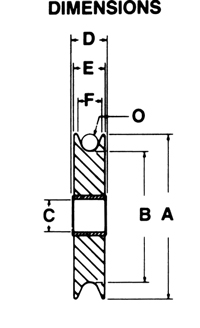 Miniature Blocks & Sheaves – Arizona Wire Rope