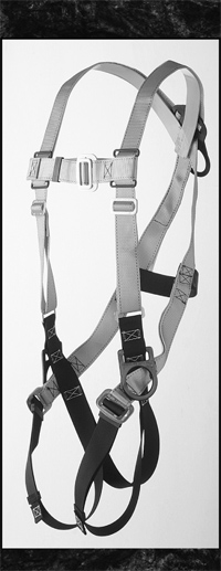 Harnesses – Positioning, Climbing and Iron Workers – JRS