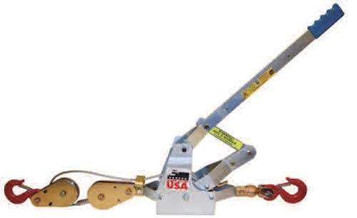 Cable Pullers - 4 Ton