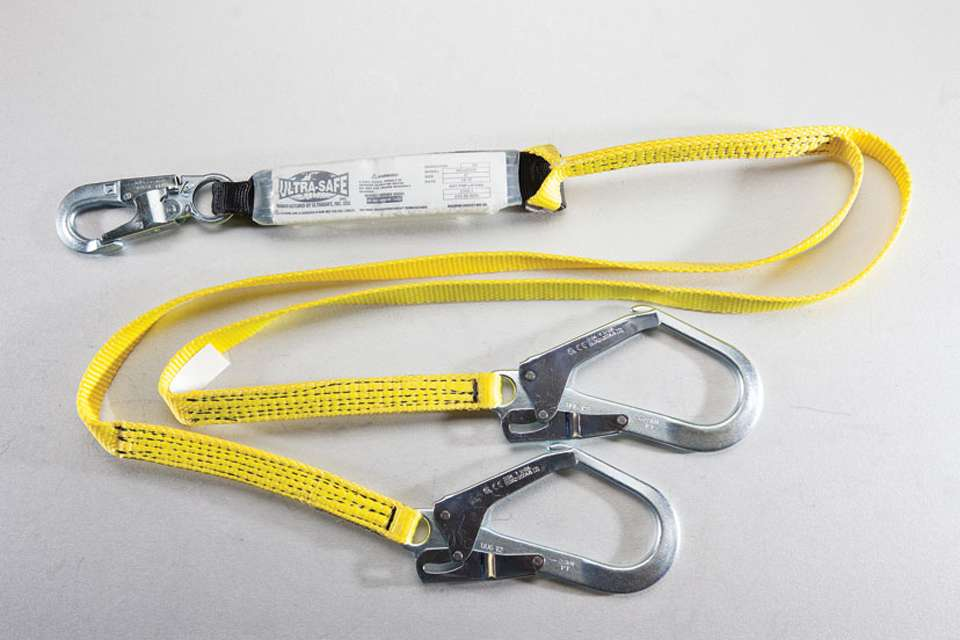 General Lanyards - Shock Absorbing Lanyard
