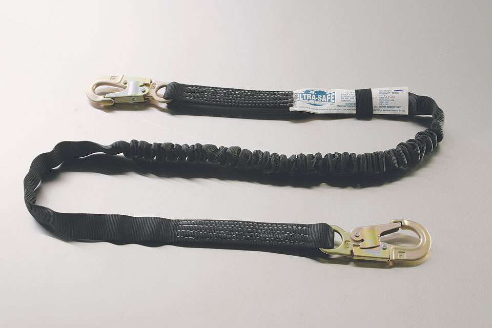 General Lanyards - Tube Shock Absorbing Lanyard