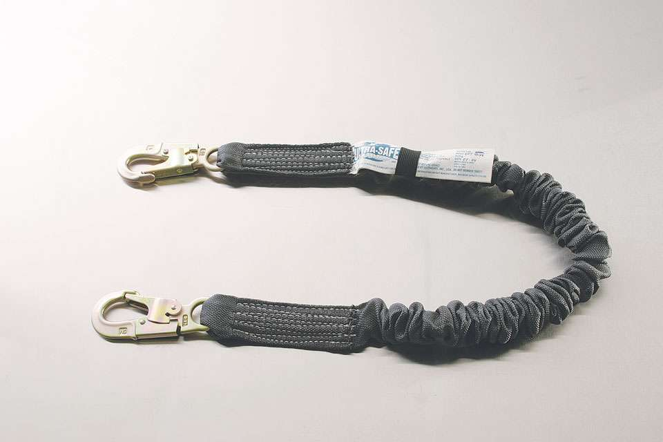 Ultra Tube Two Shock Absorbing Lanyard