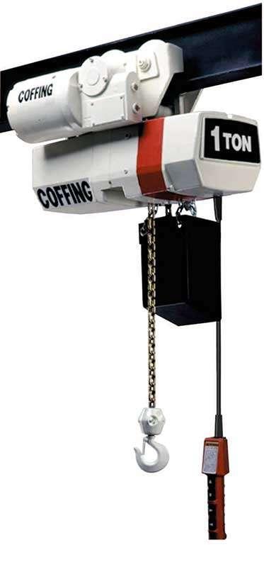 Coffing EC Trolley Suspensions