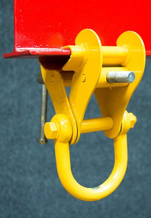 Girder & Rail Clamps