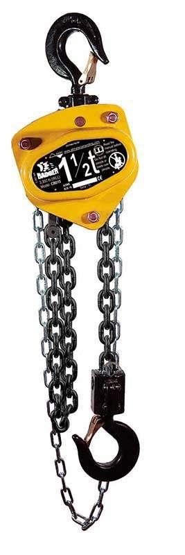 Badger Hand Chain Hoist