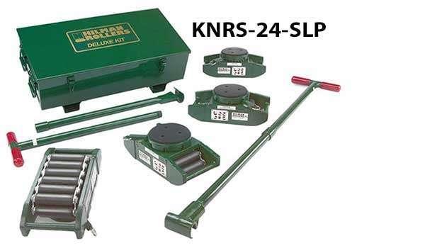 Light Duty Roller Set - KNRS-24-SLP