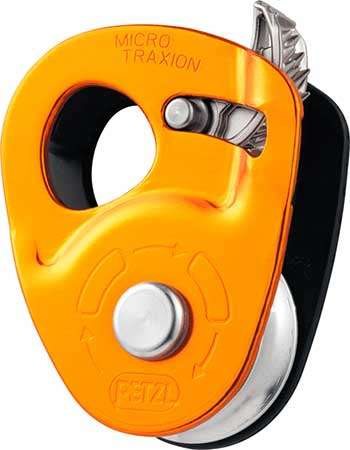Pulley and Rope Clamp/Grab