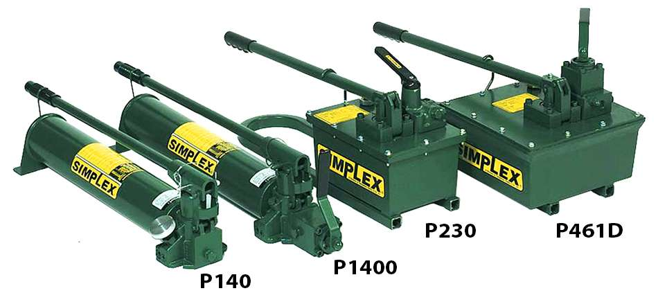 Low Profile Cylinders - Power Pumps