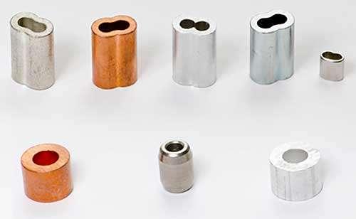Aluminum Sleeves / Copper Sleeves