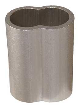 oval stainless steel sleeves