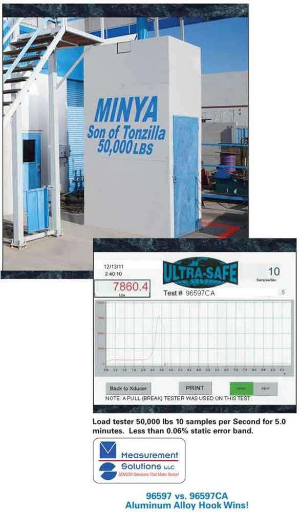 vertical load tester Minya
