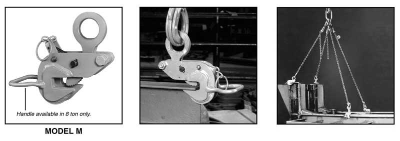 Horizontal Locking to Unlocking - Model M