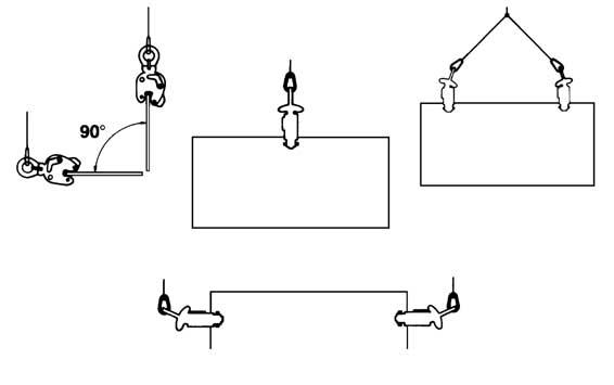 Vertical Lifting Locking - Model JP