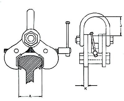 Girder & Rail Clamps