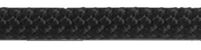 Kernmantle Rope - Solid Black