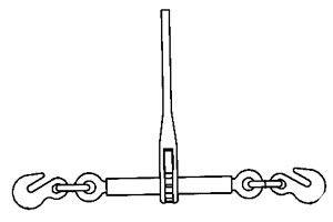 Load Binder - Ratchet Type