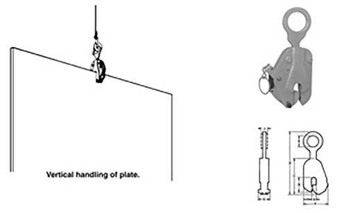 Vertical Lifting Locking - Model FR