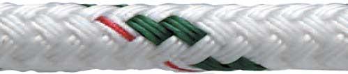 Polyester Double Braid - Green Fleck