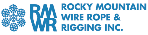 Rocky Mountain Wire Rope Logo