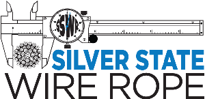 Silver State Wire Rope  Logo